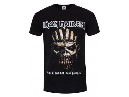 Pánske tričko Iron Maiden Book of Souls (Veľkosť XXL)