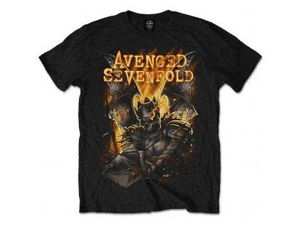 Pánske tričko Avenged Sevenfold ATONE (Veľkosť XXL)