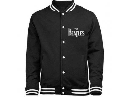 Pánska Mikina The Beatles Drop T Logo (Veľkosť XXL)