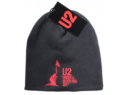 Čiapka U2 Under A Blood Red Sky