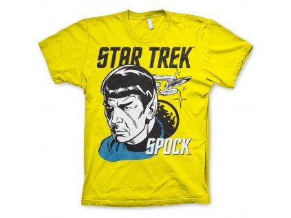 Pánske tričko Star Trek & Spock