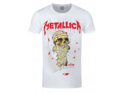 Pánske tričko METALLICA ONE LANDMINE