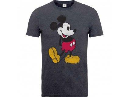 Pánske tričko MICKEY MOUSE Classic Kick Colour (Veľkosť XXL)