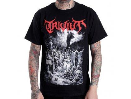 Pánske tričko TRIVIUM (Veľkosť XXL)