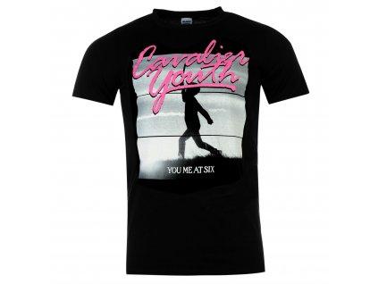 Pánske tričko YOU ME AT SIX (Veľkosť XXL)