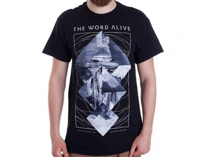 Pánske tričko THE WORD ALIVE CONVICTION (Veľkosť XXL)
