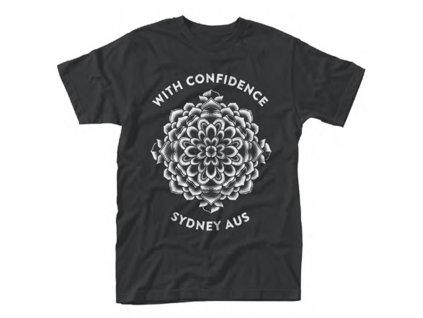 Pánske tričko WITH CONFIDENCE (Veľkosť XXL)