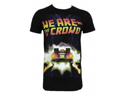 Pánske tričko WE ARE THE IN CROWD FUTURISTIC (Veľkosť XXL)