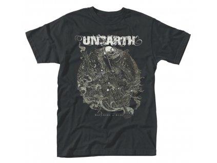 Pánske tričko UNEARTH WATCHERS CIRCLE (Veľkosť XXL)