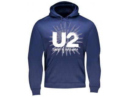 Pánska mikina U2 SONGS OF INNOCENCE (Veľkosť XXL)