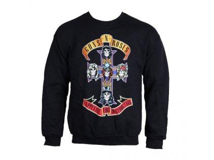Pánska mikina Guns N' Roses Appetite for Destruction (Veľkosť XXL)