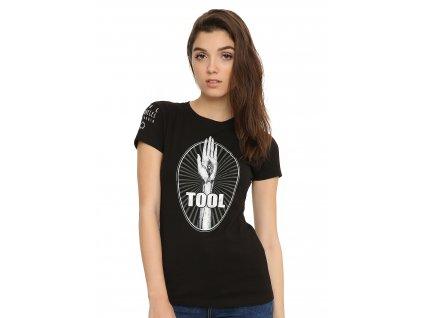 Dámske tričko TOOL EYE IN HAND (Veľkosť XL)