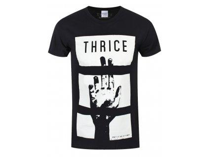 Pánske tričko THRICE HAND (Veľkosť XXL)