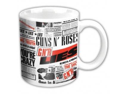 Hrnček Guns N Roses