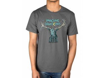 Pánske tričko Imagine Dragons (Veľkosť XXL)