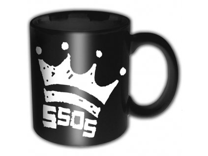 Hrnček 5 Seconds of Summer PREMIUM CLASSIC LOGO