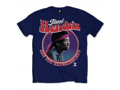 Pánske tričko Jimi Hendrix (Veľkosť XXL)