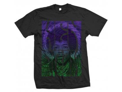 Pánske tričko Jimi Hendrix Swirly (Veľkosť XXL)