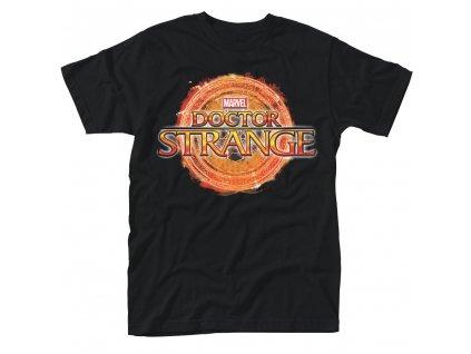 Pánske tričko DOCTOR STRANGE LOGO (Veľkosť XXL)