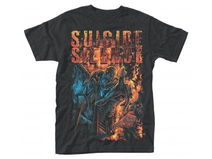 Tričko Suicide Silence ZOMBIE ANGST (Veľkosť XL)