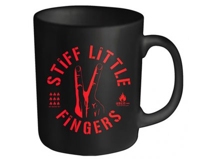 Hrnček STIFF LITTLE FINGERS DIGITS