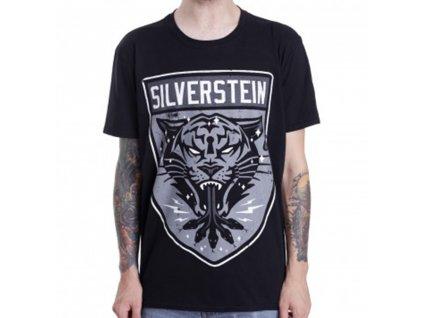Pánske tričko SILVERSTEIN TIGER (Veľkosť XXL)