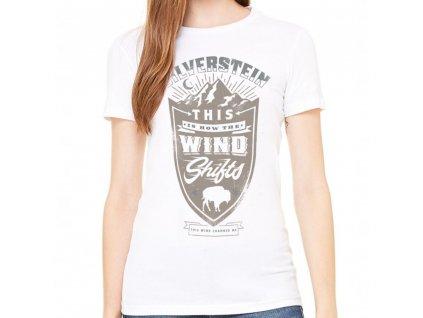 Dámske tričko SILVERSTEIN CREST (Veľkosť XL)