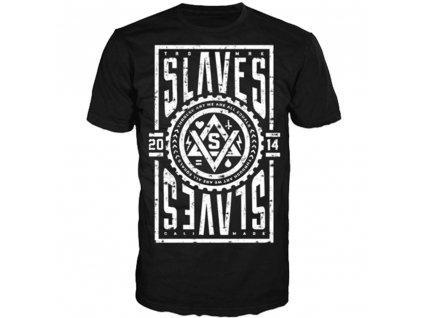 Pánske tričko SLAVES (Veľkosť XL)