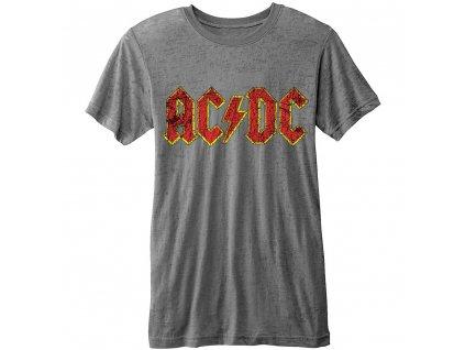 Pánske tričko AC/DC Classic (Veľkosť XXL)