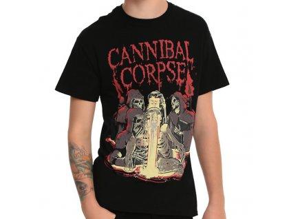 Tričko Cannibal Corpse ACID (Veľkosť XXL)