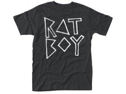Pánske tričko RAT BOY LOGO (Veľkosť XXL)