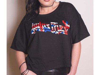 Dámske tričko Judas Priest (Veľkosť XL)