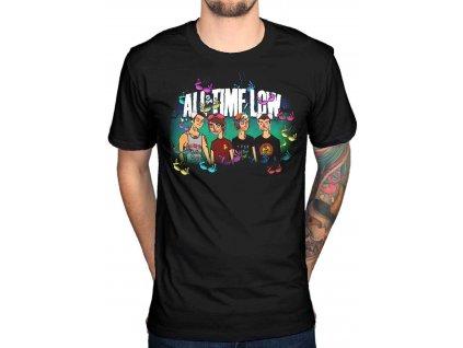 Pánske tričko ALL TIME LOW SUP BRA (Veľkosť XL)