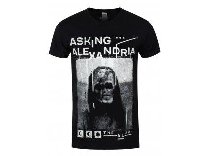 Pánske tričko Asking Alexandria THE BLACK (Veľkosť XXL)