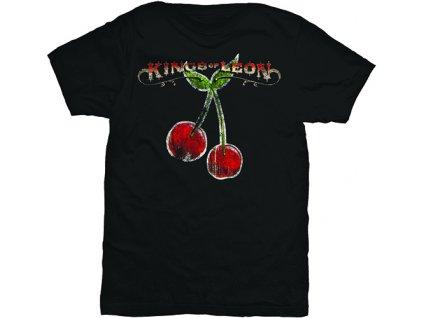 Pánske tričko Kings of Leon (Veľkosť XXL)