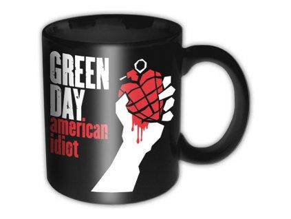 Hrnček GREEN DAY PREMIUM AMERICAN IDIOT