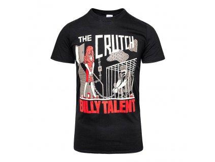 Pánske tričko BILLY TALENT THE CRUTCH