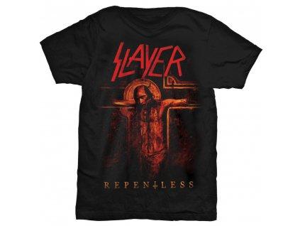 Pánske tričko Slayer CRUCIFIX (Veľkosť XXL)