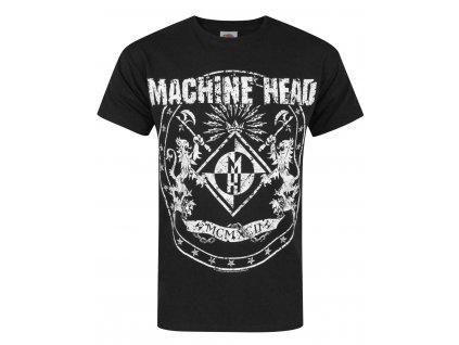 Pánske tričko Machine Head (Veľkosť XXL)