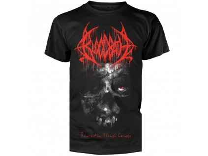 Pánske tričko BLOODBATH RESURRECTION