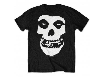 Pánske tričko Misfits Skull (Veľkosť XXL)