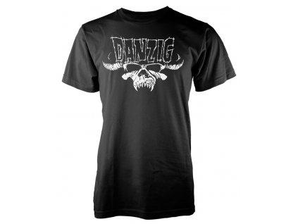 danzig classic logo t shirt