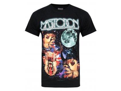 Pánske tričko Mastodon Interstellar Hunter (Veľkosť XXL)