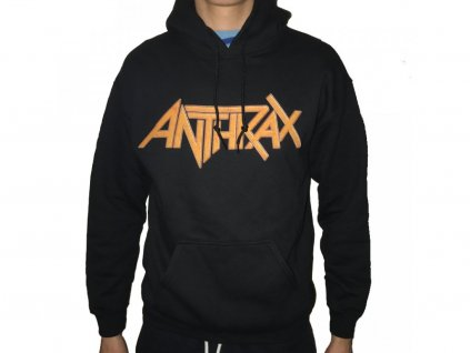 Pánska mikina Anthrax EVIL TWIN