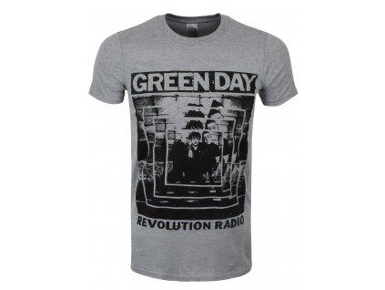 Pánske tričko GREEN DAY POWER SHOT
