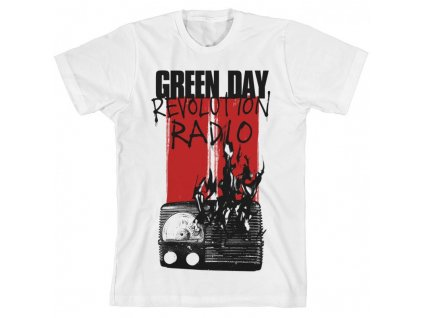 radio combustion tshirt