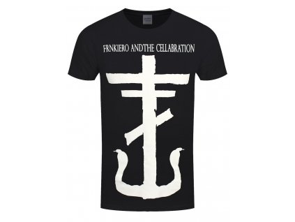 Pánske tričko FRANK IERO CROSS