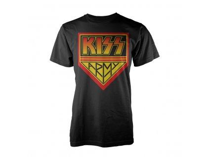 Pánske tričko KISS ARMY