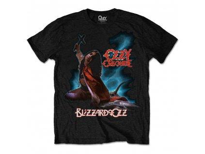 Pánske tričko Ozzy Osbourne Blizzard of Ozz (Veľkosť XXL)