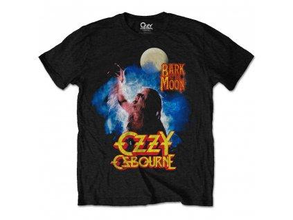 Pánske tričko Ozzy Osbourne Bark at the moon (Veľkosť XXL)
